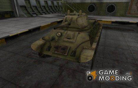 Шкурка для А-20 в расскраске 4БО for World of Tanks