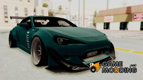 Scion FR-S Rocket Bunny Killagram v1.0 for GTA San Andreas