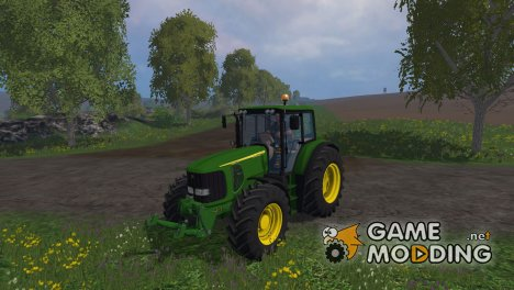John Deere 6920S for Farming Simulator 2015