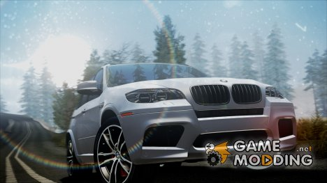 BMW X5М On Wheels Mod. 612M для GTA San Andreas