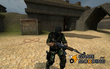 SGT's Forest Phoenix for Counter-Strike Source
