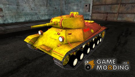 Шкурка для Т-50 Miami for World of Tanks