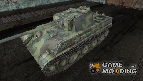 PzKpfw V Panther 16 for World of Tanks