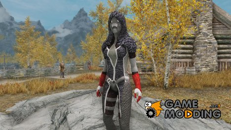 N7 Fury Armor for TES V Skyrim