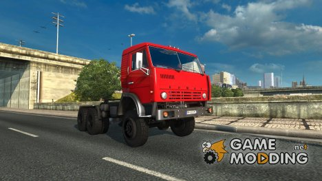 Kamaz 4410 Fix v 1.2 for Euro Truck Simulator 2