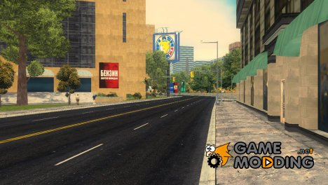GTA V дороги for GTA 3