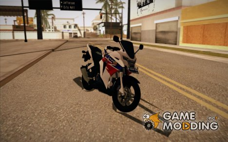 HONDA CBR150 (CBU) for GTA San Andreas