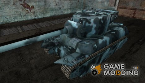 M6A2E1 Диман for World of Tanks