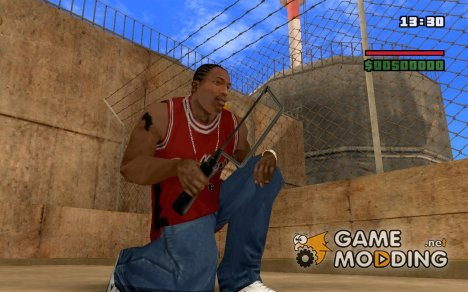 Лобзик для GTA San Andreas