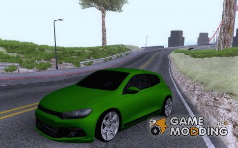VW Scirocco 2009 for GTA San Andreas
