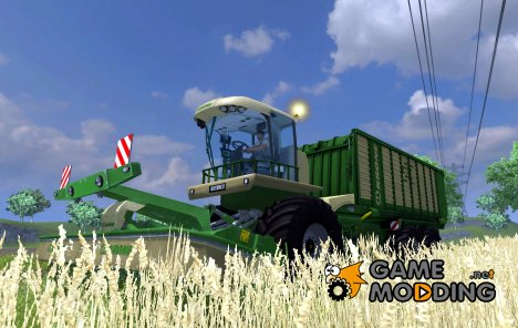 Krone BIG L500 Prototype for Farming Simulator 2013