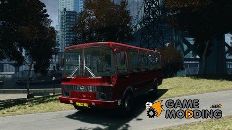 ПАЗ 3205 v1.1 for GTA 4
