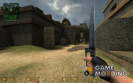 Loyen's Knife for Counter-Strike Source