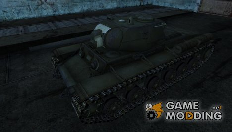 КВ-1С от TomasOneil for World of Tanks