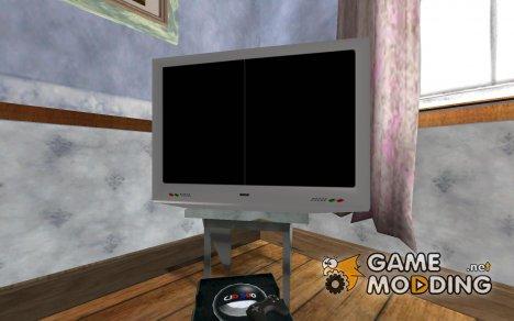 Новый телевизор для GTA San Andreas