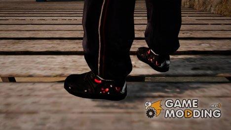 Мотоботы Sidi Streetburner for GTA 4