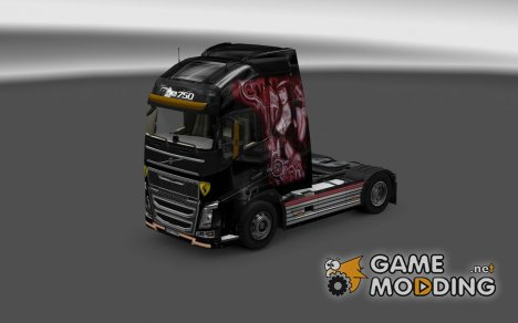 Volvo FH Skin Pack for Euro Truck Simulator 2