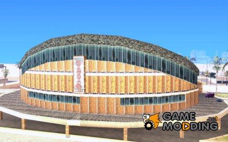 Новое здание LV for GTA San Andreas