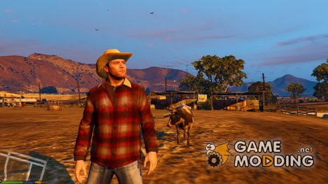Cowboy Hat for GTA 5