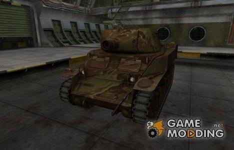 Американский танк M8A1 for World of Tanks