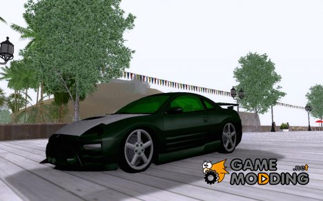 Mitsubishi Eclipse Quaza Sun for GTA San Andreas