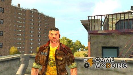 Коннор Морган for GTA 4