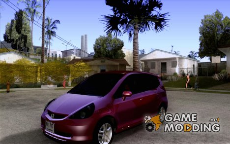 Honda Fit for GTA San Andreas