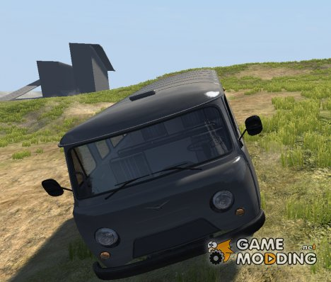 УАЗ-2206 for BeamNG.Drive
