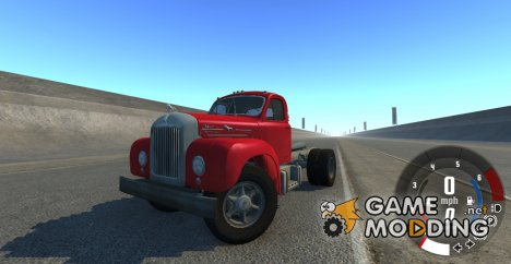 Mack B61 for BeamNG.Drive