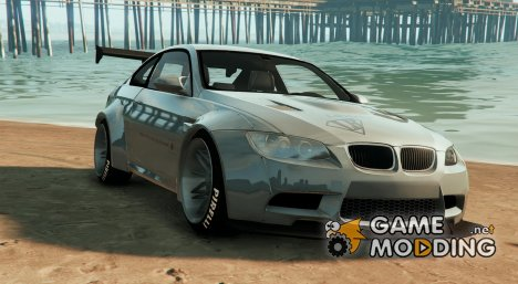BMW M3 E92 (LibertyWalk) v1.1 для GTA 5