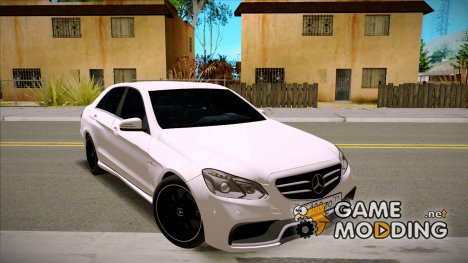 Mercedes-Benz E63 AMG 2014 for GTA San Andreas