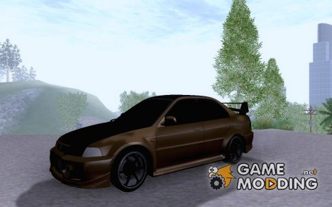 Mitsubishi Lancer Evolution 6 for GTA San Andreas