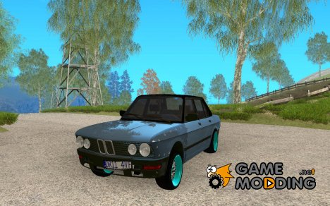 BMW E28 5,0 V12 Shark for GTA San Andreas