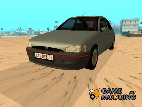 2004 Ford Escort Mk6 for GTA San Andreas