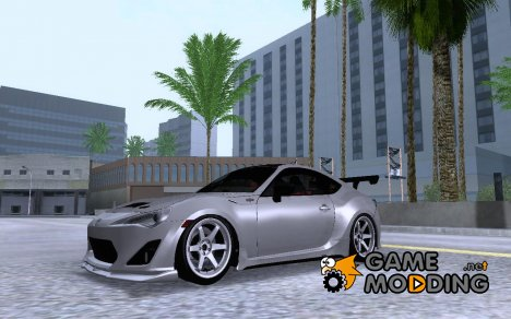 Toyota GT86 Drift for GTA San Andreas