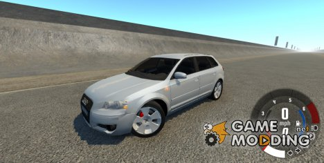 Audi A3 for BeamNG.Drive