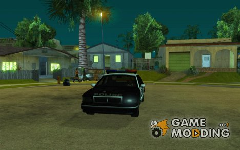 Emergency Lights для GTA San Andreas