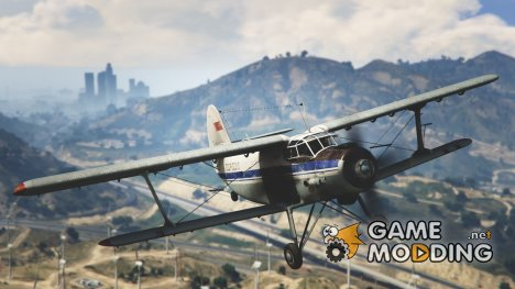 An-2 для GTA 5