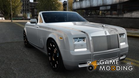 Rolls-Royce Phantom Convertible 2012 for GTA 4