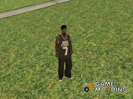 Black fam3 for GTA San Andreas