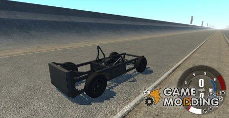 Nardelli Crash Test Cart для BeamNG.Drive