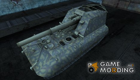 Шкурка для Gw-E для World of Tanks