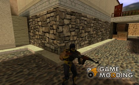 scorpion для Counter-Strike 1.6