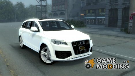Audi Q7 for Mafia II
