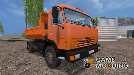 КамАЗ 43255 for Farming Simulator 2015