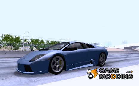 Lamborghini Murcielago 2002 v 1.0 for GTA San Andreas
