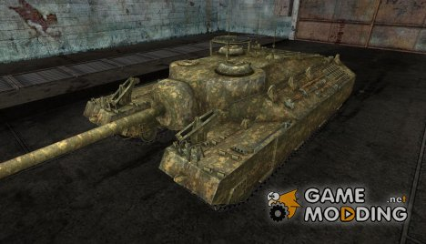 Шкурка для T95 №6 for World of Tanks