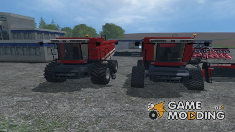 Massey Ferguson Fortia 9895 v 1.1 for Farming Simulator 2015