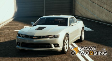2014 Chevrolet Camaro z28 for GTA 5