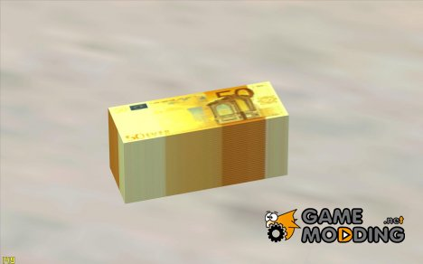 Euro money mod v 1.5 50 euros I for GTA San Andreas